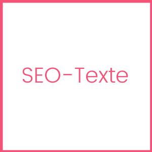 SEO-Texte Finanztexterin