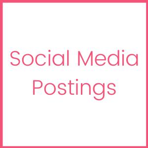 Social Media Finanztexterin